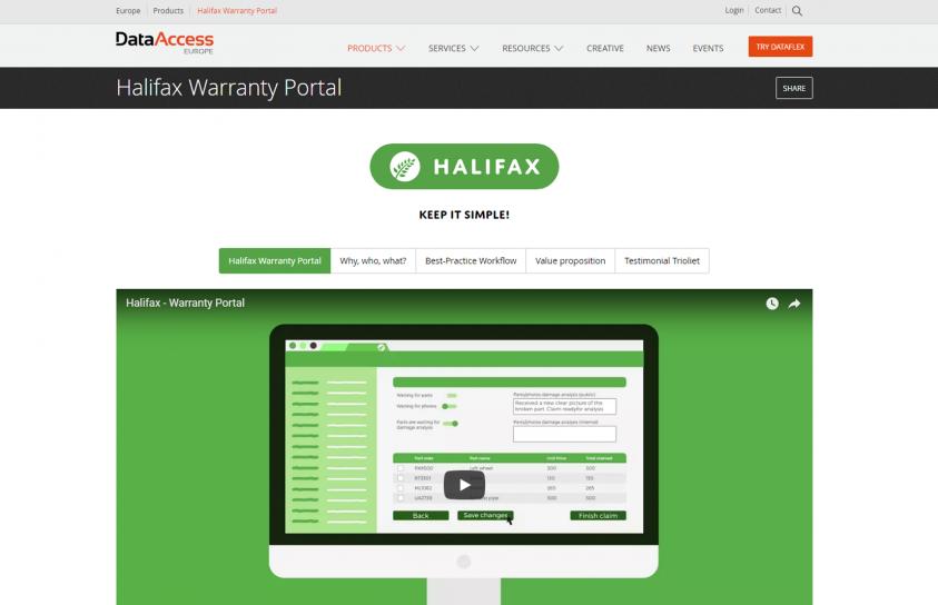 Design-Halifax-Portfolio-Website